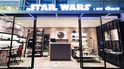 星戰迷注意!「STAR WARS LIFE SPACE」限定店登陸誠品信義