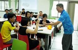 中市大鵬國小教師沈煒軒研發特教多媒體教材 獲頒星雲教育獎
