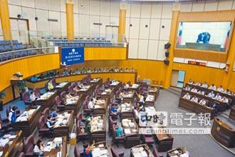 拚選舉 桃市議會9月28日結束
