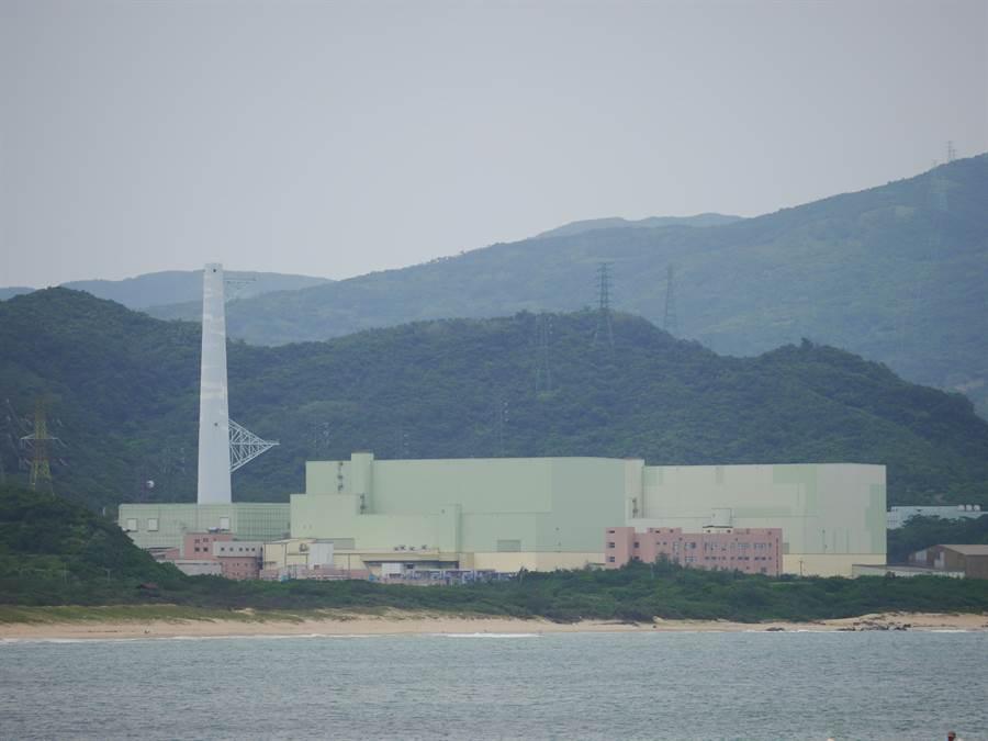 第一批核四廠的燃料棒80束將載往美國原廠異地保存,意味著核四確定走入歷史。(張穎齊攝)