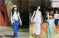 遺傳王菲高冷氣場!12歲李嫣巴黎走時裝秀