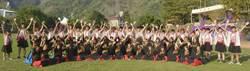 寶來國中合唱團首次出征世界合唱大賽