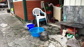 牡丹鄉連日豪雨下不停 高士部落依舊傳缺水