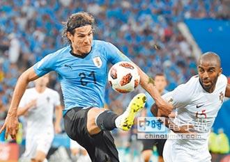 烏拉圭頭痛 卡瓦尼恐缺陣
