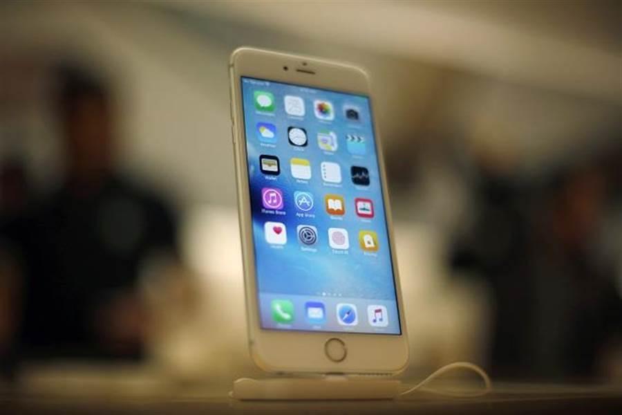 iPhone 6S上市近3年,在市場上仍有一定的吸引力。(美聯社資料照)