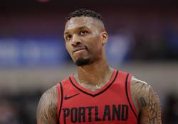NBA》利拉德怒嗆聯盟的「假摔」警告