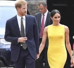 哈利今生的新娘-梅根英王室新鮮人生活初體驗