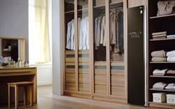 韓國上班族都這樣做! LG智慧電子衣櫥除臭、除皺一次到位