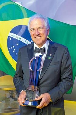 巴西房地產開發商董座 抱回年度大獎
