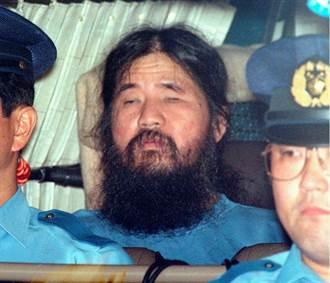 東京地鐵沙林毒氣案 主謀麻原今受絞刑處決