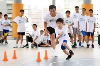 籃球》想當嚴肅教練 林志傑激勵中華隊拚到底