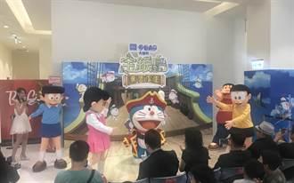 哆啦A夢Big City過暑假精采玩藝樂翻天