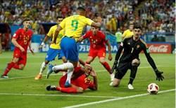 世足》內馬假摔效應?巴西3分鐘被漏吹2顆12碼!
