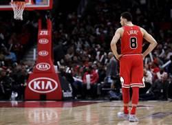 NBA》強留拉文!公牛匹配國王4年7800萬美元報價