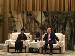 聚焦兩岸青年發展  洪秀柱親率200青年赴杭州交流