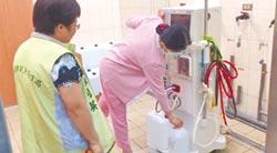 成醫洗腎險用漂白水 清潔員出包