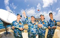 反制美軍行動 陸南沙電戰系統開機