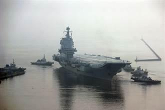 大陸自製航母將2度海試 軍事專家:有提前服役必要
