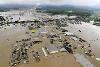 日本多地豪雨致災 已奪24命50餘人失蹤