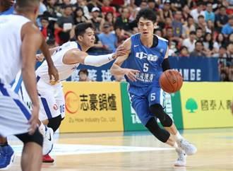 籃球》中華藍白提前對決 劉錚領軍老大哥狂勝
