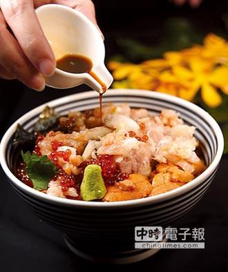 新飯店-東京人氣TSUJIHAN海鮮丼 感丼味蕾大進擊