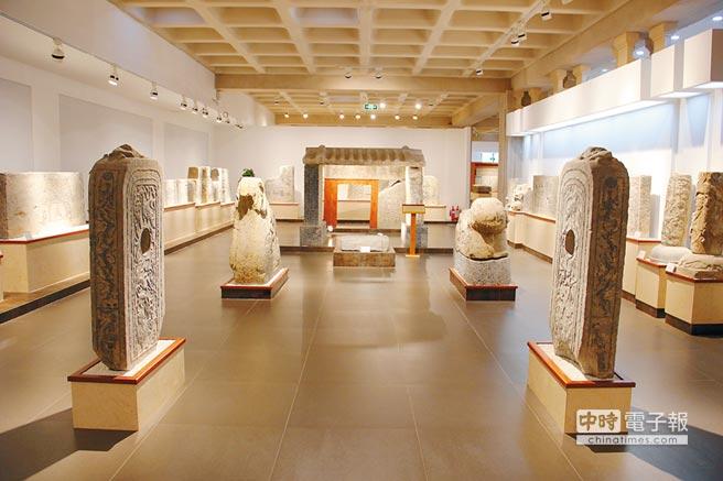 徐州漢畫像石藝術館館藏豐富。