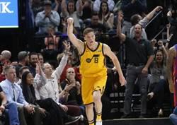 NBA》勇士再獲補強 爵士傑瑞柯帶槍投靠