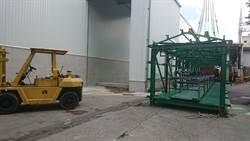 正隆外包商吊掛輕鋼架 重擊工人腹部1死