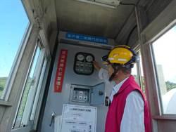 預防強颱瑪莉亞襲台 南水局啟動防汛機制