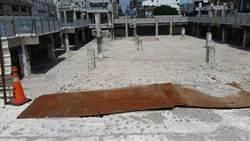 施工廠商確定退場 中國城廣場景觀改造案將重新招標
