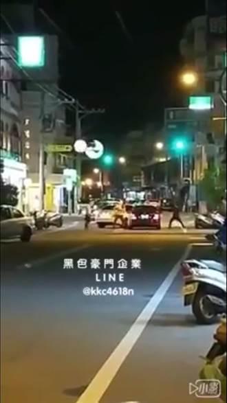 車輛行經竹南路口遭毆30秒 被害人不提告仍移送法辦