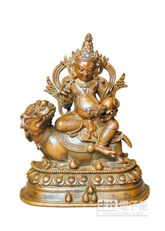 陳百忠 催生藏傳佛教藝術博物館