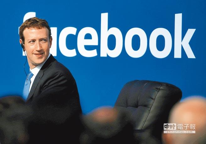 臉書創辦人身家超過800億美元,躋身全球第3大富豪。圖/路透