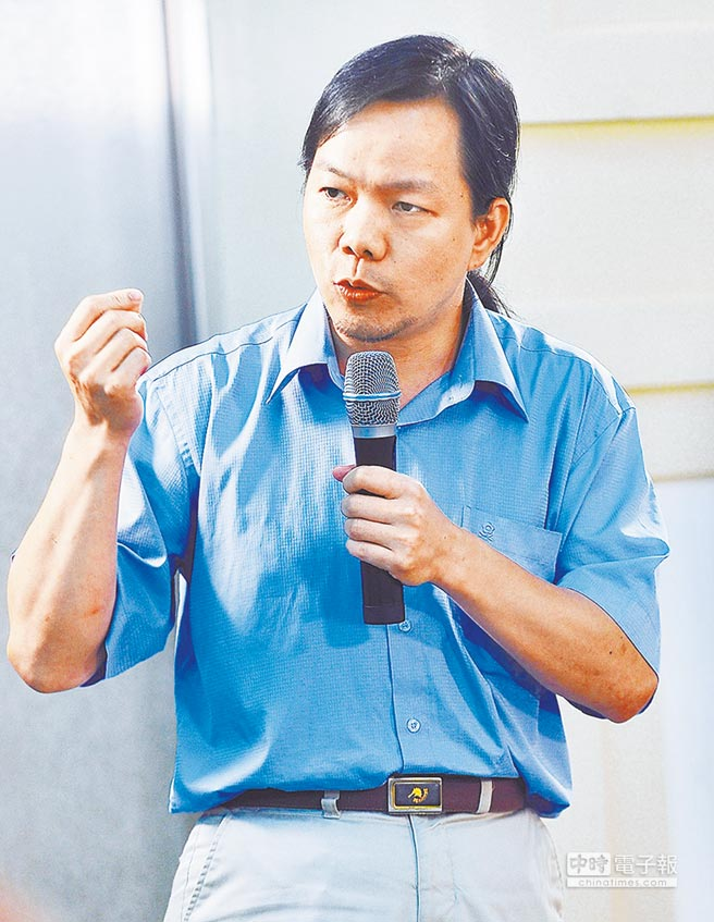台藝大廣電系教授賴祥蔚。(本報資料照片)