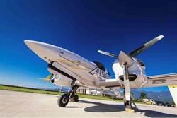 安捷是國內第一家飛行學校 成立沒多久就出事