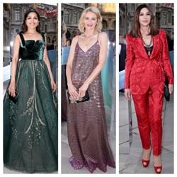 卡地亞COLORATURA頂級珠寶 娜歐蜜華茲、菲達品托頌讚多元種族文化之美
