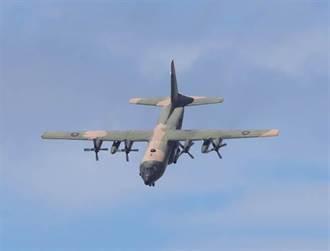 志航基地開放全兵力預校 C-130秀「高進場突擊落地」