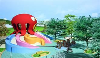苗栗2千多萬親子公園隆重登場 預計10月底完工