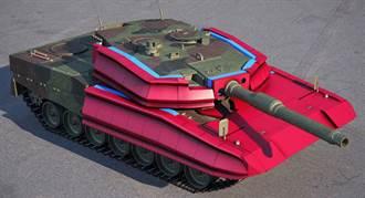 德國發明戰車反擊裝甲 可攔截火箭彈