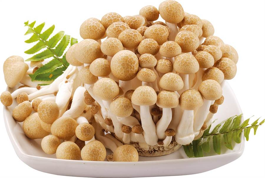 家樂福有機台灣鴻喜菇約120克原價29元、特價25元。(家樂福提供)