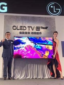 面板厚度比手機還薄!LG在台發表3系列4款OLED電視