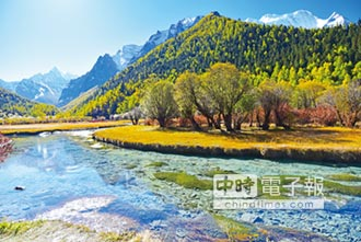 稻城亞丁藏族祕境 人與自然相融