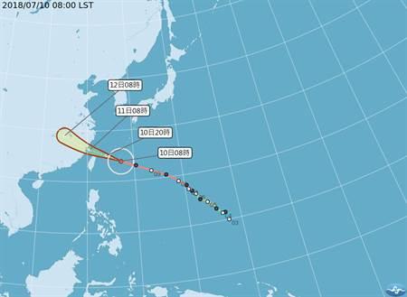 下午4時後停班課 呂秋遠:這史上最短颱風假什麼鬼?