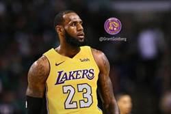 NBA》减少詹皇上场时间 为湖人季后赛储备实力?