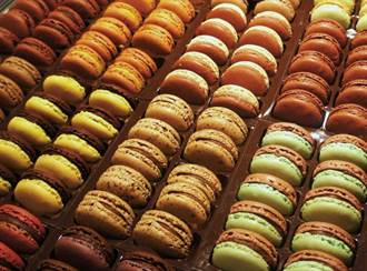 貴婦最愛!法國進口頂級馬卡龍竟含禁用色素
