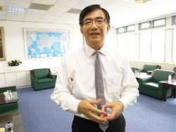 接交通部長 台灣港務公司董事長吳宏謀:沒睡好