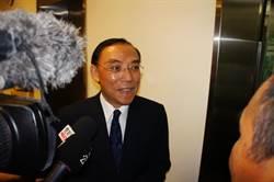 準法務部長蔡清祥下午訪邱太三 密談2小時