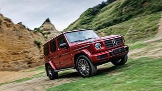 以經典詮釋傳奇 Mercedes Benz 全新G-Class