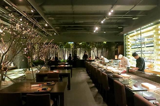 位在台北市建國北路的「新都里」 瀧四店因不堪租金壓力本月歇業。(攝影/姚舜)