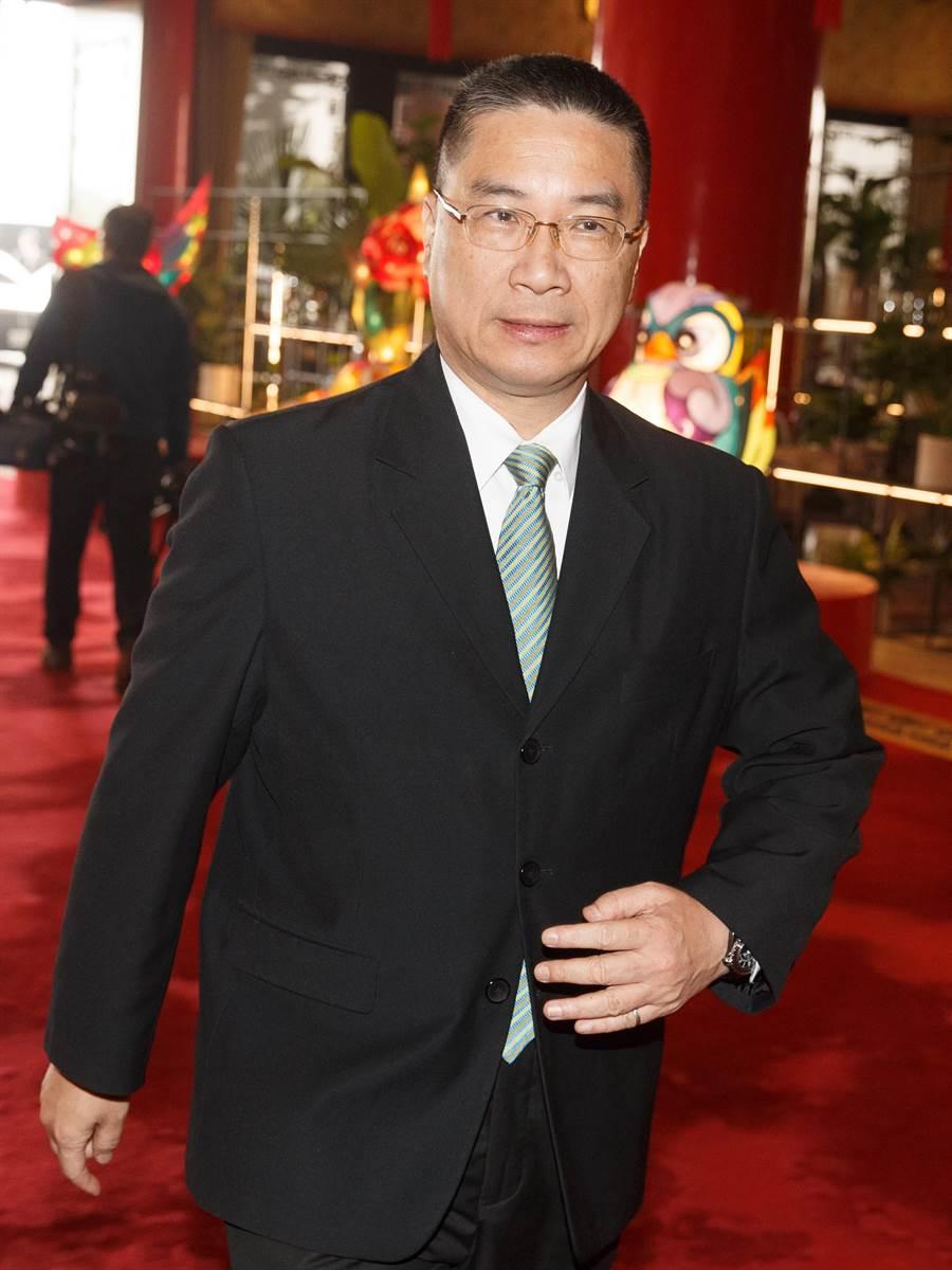 徐國勇將接任內政部長。圖/本報資料照